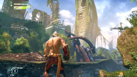 Enslaved Odyssey to the West Premium Edition (PC, PS3) Launch Announcement - Screenshot 5