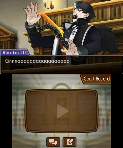 Phoenix Wright Ace Attorney Dual Destinies (3DS) Release Date Announcement - Screenshot 4