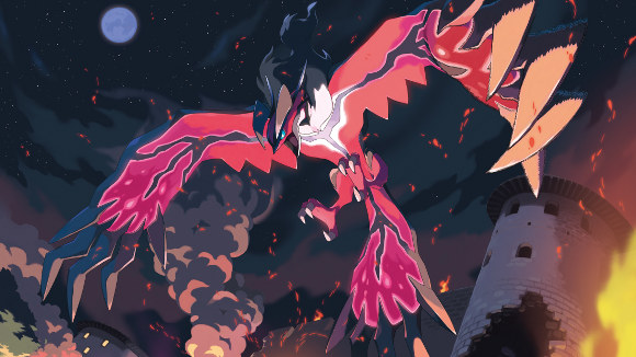 Pokemon X and Y (2DS 3DS) Launch Announcement - Art 1