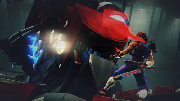 Strider 2 (360, PC, PS3, PS4, Xbox One) October Screenshots - Screenshot 12