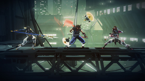 Strider 2 (360, PC, PS3, PS4, Xbox One) October Screenshots - Screenshot 5