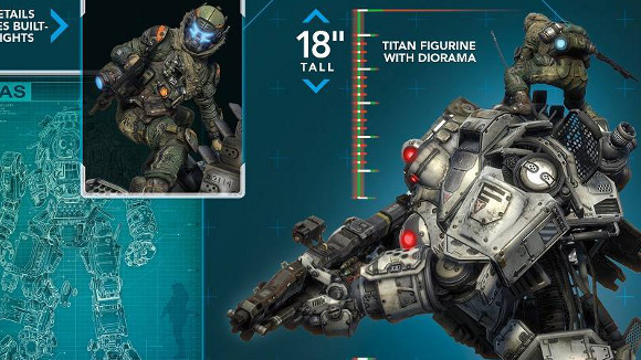 Titanfall (PC, Xbox 360, Xbox One) Collectors Edition Announcement - Header
