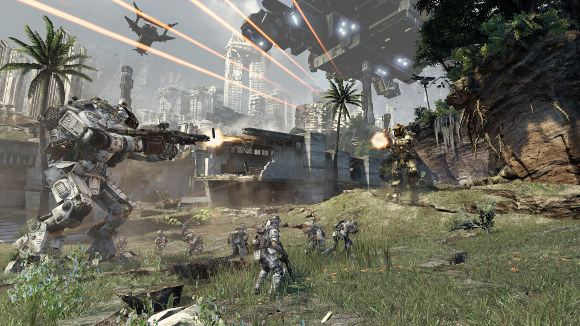 Titanfall (PC, Xbox 360, Xbox One) Making Of Trailer Announcement - Art