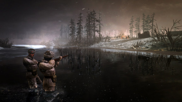 Company of Heroes 2 (PC) Victory at Stalingrad DLC Release Date Announcement - Screenshot 2