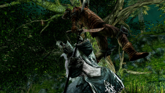 Dark Souls II (360, PS3) Beta Info Announcement - Screenshot 10