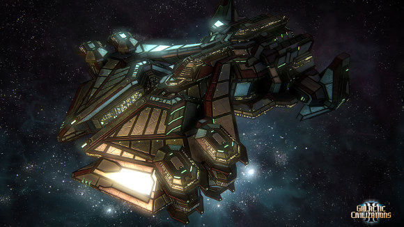 Galactic Civilization 3 (PC) November Screens and Art - Screenshot 2