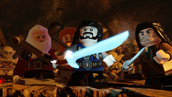 Lego The Hobbit Videogame (360, PS3, PS4, PS Vita, Xbox One) Announcement - Screenshot 2