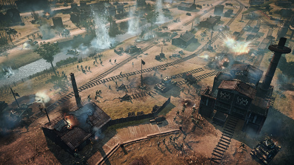 Company of Heroes 2 (PC) CoH Patch and Southern Front DLC Launch Announcement - Screenshot 6