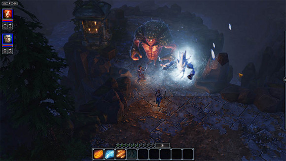 Divinity Original Sin (PC) Kickstarter Announcement - Screenshot 13