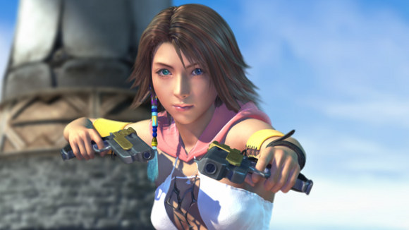 Final Fantasy X, X-2 HD Remaster (PS3, PS Vita) LE Announcement - Screenshot 1