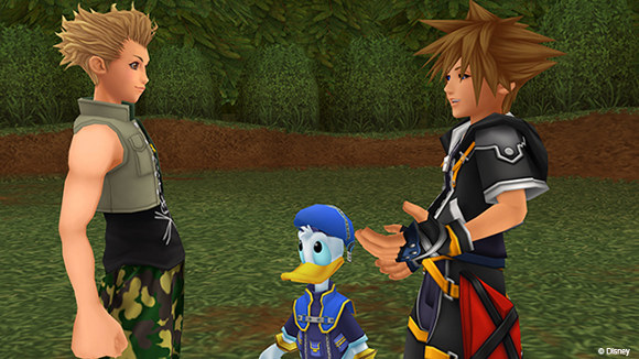 Kingdom Hearts HD 2.5 Remix (PS3) Trailer Announcement - Screenshot 11