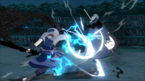 Naruto Shippuden Ultimate Ninja Storm Revolution (360, PS3) Announcement - Screenshot 1