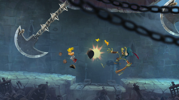 Rayman Legends (360, PC, PS3, PS4, Wii U, Xbox One) PS4 and Xbox One Announcement - Screenshot 3