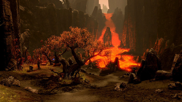 The Elder Scrolls Online (Mac, PC, PS4, Xbox One) Release Date Announcement - Screenshot 5