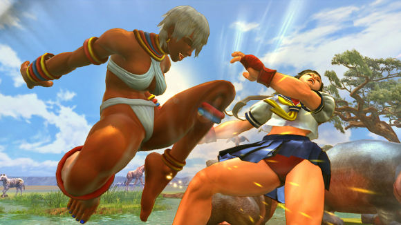 Ultra Street Fighter IV (360, PS3) New Modes Announcement - Screenshot 5
