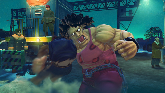 Ultra Street Fighter IV (360, PS3) New Modes Announcement - Screenshot 6