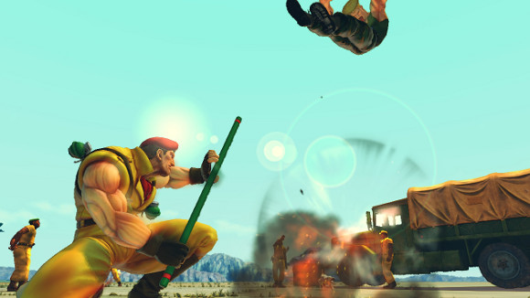 Ultra Street Fighter IV (360, PS3) November Screenshots - Screenshot 5