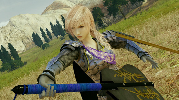 Lightning Returns: Final Fantasy XIII (360, PS3) Utsusemi Costume