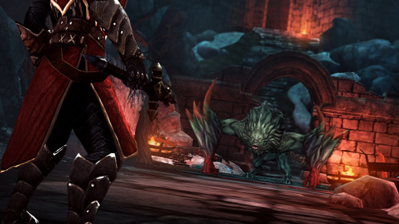 Castlevania Lords of Shadow 2 (360, PS3) Mirror of Fate HD Preorder Bonus Announcement - Screenshot 1