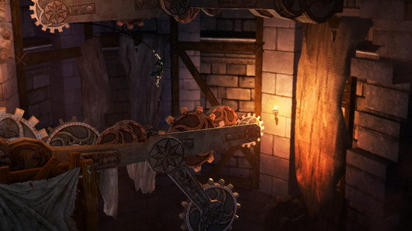 Castlevania Lords of Shadow 2 (360, PS3) Mirror of Fate HD Preorder Bonus Announcement - Screenshot 6