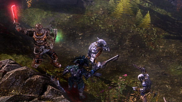 Grim Dawn (PC) Act II Steam Early Access Announcement - Screenshot 5