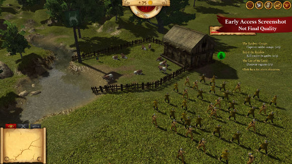 Hegemony Rome The Rise of Caesar (PC) Steam Early Access Announcement - Screenshot 5