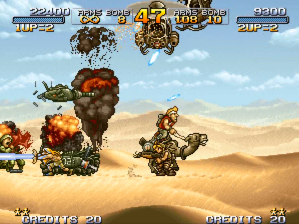 Metal Slug 3 (PC) Steam Pre-order Announcement - Screenshot 7
