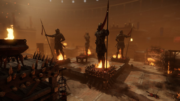 Ryse Son of Rome (Xbox One) Mars Chosen Pack Release Date Announcement - Screenshot 1