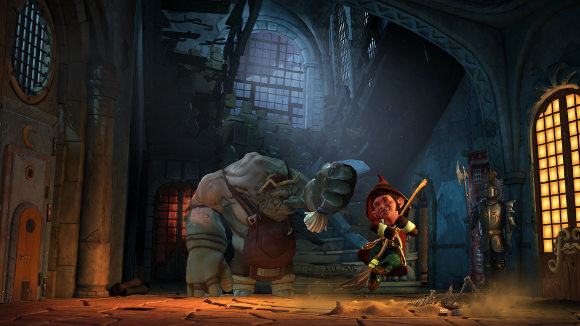 The Book of Unwritten Tales 2 (PC) Kickstart Announcement - Screenshot 1