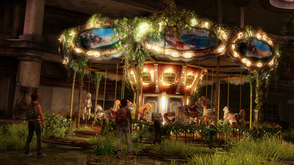 The Last of Us (PS3) Left Behind Launch Announcement - Screenshot 1