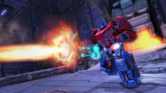 Transformers Rise of the Dark Spark (360, 3DS, PC, PS3, PS4, Wii U, Xbox One) Announcement - Screenshot 4