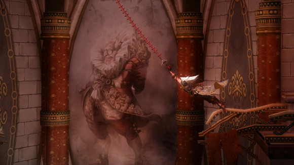 Castlevania Lords of Shadow Mirror of Fate HD (360, PC, PS3) PC Announcement - Screenshot 5