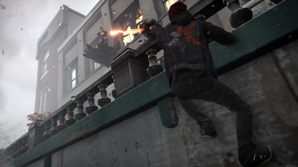 Infamous Second Son (PS4) Launch Announcement - Screenshot 2