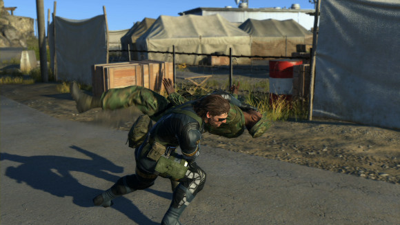 Metal Gear Solid V Ground Zeroes (360, PS3, PS4, Xbox One) Launch Announcement - Screenshot 8