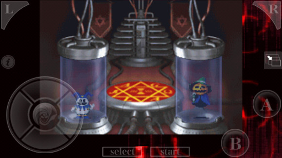 Shin Megami Tensei (iOS) Launch Announcement - Screenshot 1