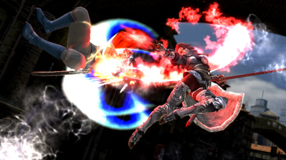 Soulcalibur Lost Swords (PS3) Hilde Announcement - Screenshot 2