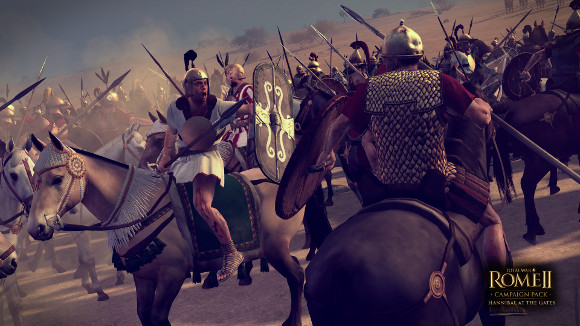 Total War Rome 2 (PC) Hannibal at the Gates DLC Announcement - Screenshot 3