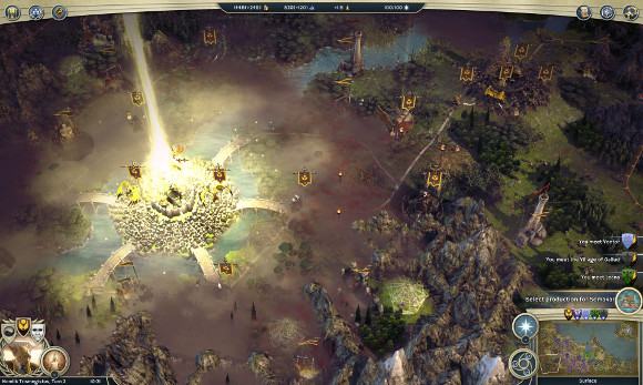 Age of Wonders 3 (PC) Update Launch Announcement - Screenshot 4