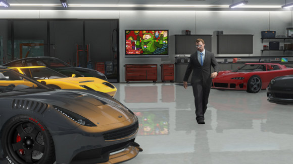 Grand Theft Auto V (360, PS3) Spring Update Announcement - Screenshot 1