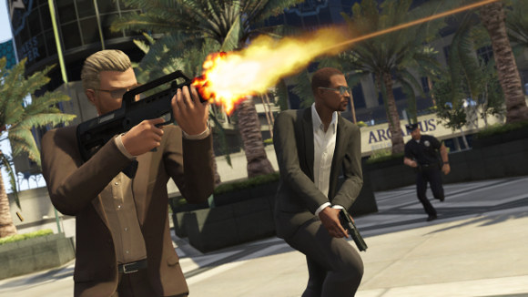 Grand Theft Auto V (360, PS3) Spring Update Announcement - Screenshot 3