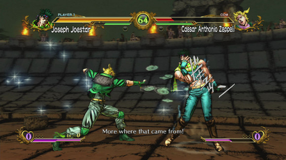 JoJos Bizarre Adventure (PS3) Trailer and Launch Announcement - Screenshot 3