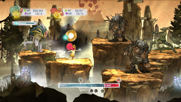 Child of Light (360, PC, PS3, PS4, Wii U, Xbox One) Launch Announcement - Screenshot 6