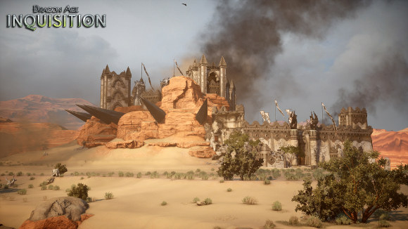 Dragon Age Inquisition (360, PC, PS3, PS4, Xbox One) Western Approach Info Announcement - Screenshot 5