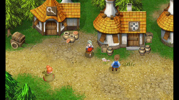 Final Fantasy III (PC) Launch Announcement - Screenshot 2