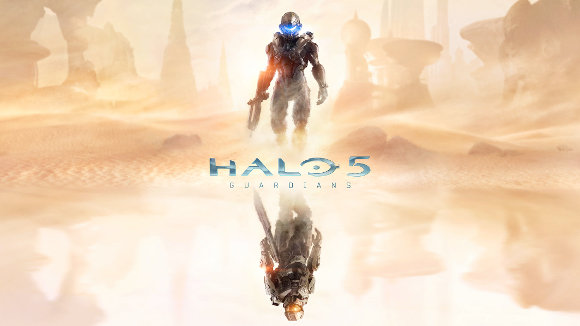 Halo 5 (Xbox One) Announcement - Header