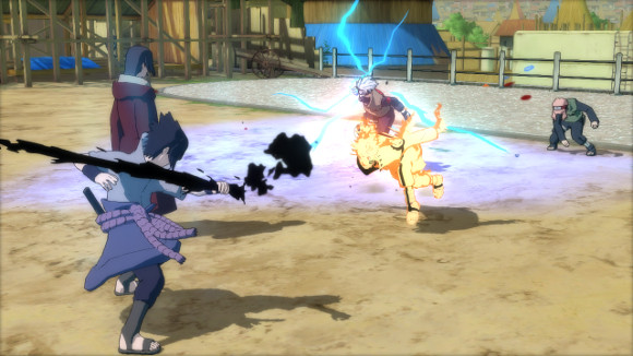 Naruto Shippuden Ultimate Ninja Storm Revolution (360, PC, PS3) May Screens - Screenshot 1