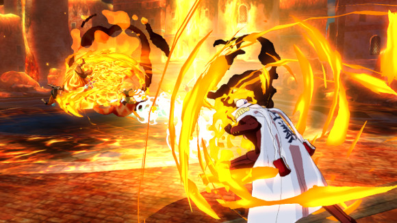 One Piece Unlimited World Red (3DS, PS3, PS Vita, Wii U) Release Date Announcement - Screenshot 7
