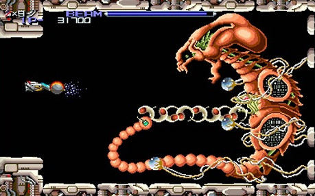 R-Type Dimensions (PS3) Announcement - Screenshot 1
