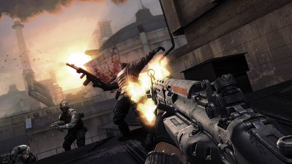Wolfenstein The New Order (360, PC, PS3, PS4, Xbox One) Launch Trailer Announcement - Screenshot 3