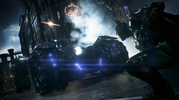 Batman Arkham Knight (360, PC, PS3, PS4, Xbox One) Trailer Announcement - Screenshot 2